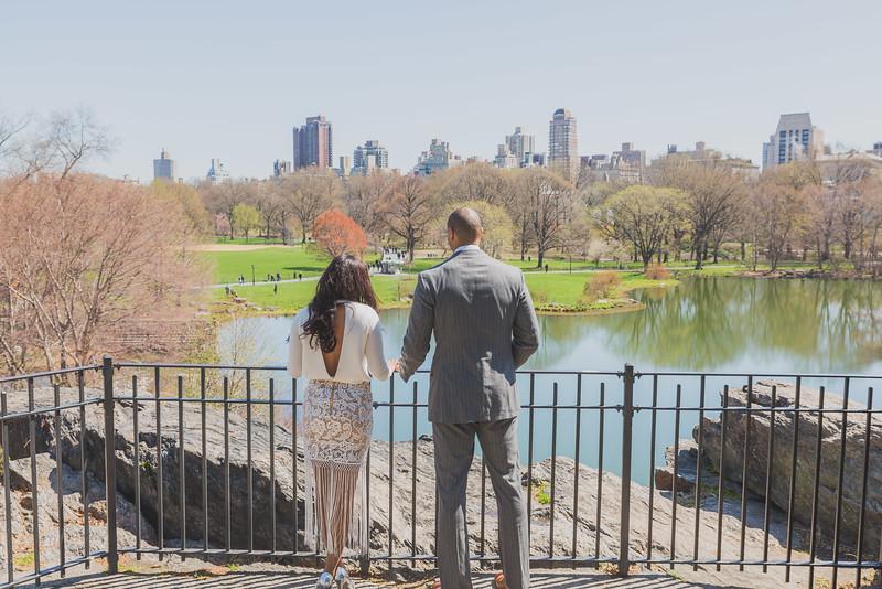 Candice & Connie - Central Park Wedding-88