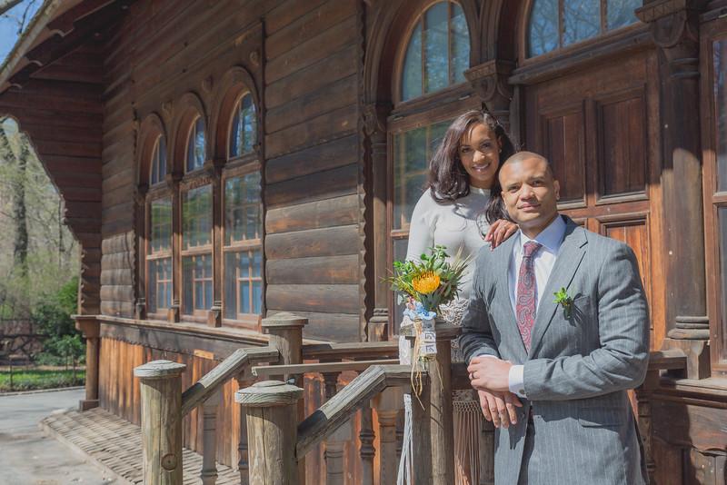Candice & Connie - Central Park Wedding-43