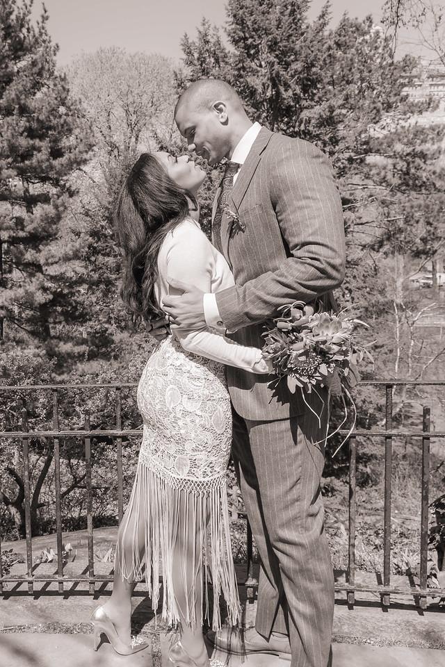 Candice & Connie - Central Park Wedding-78