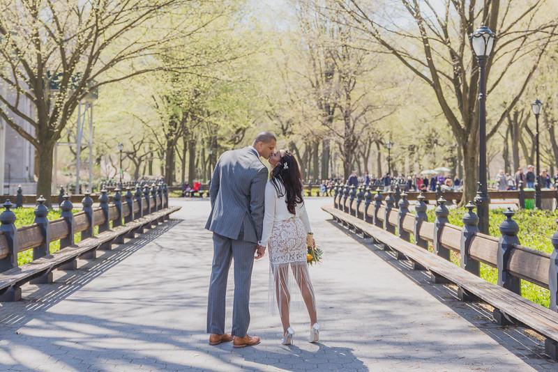 Candice & Connie - Central Park Wedding-153
