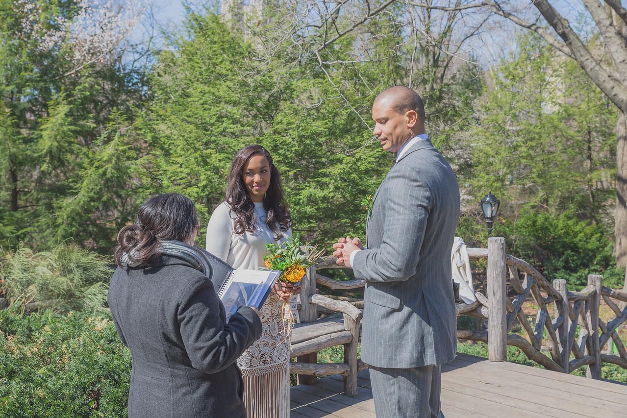 Candice & Connie - Central Park Wedding-7