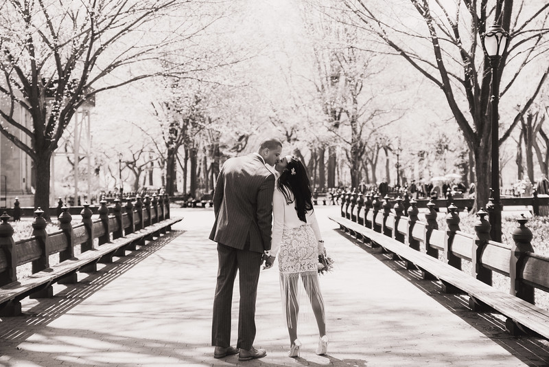 Candice & Connie - Central Park Wedding-155