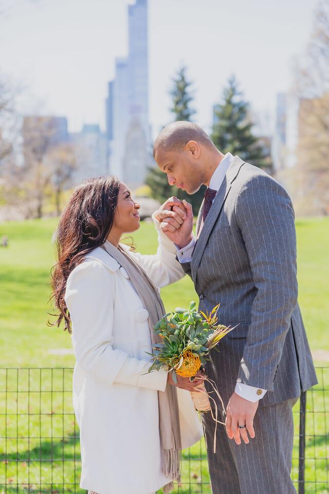 Candice & Connie - Central Park Wedding-166