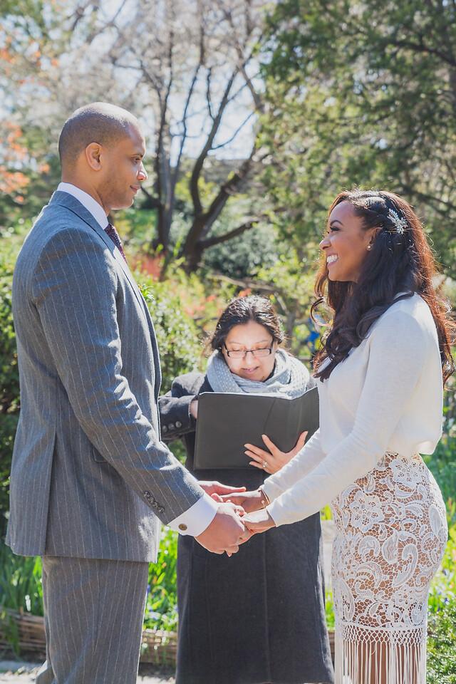 Candice & Connie - Central Park Wedding-22