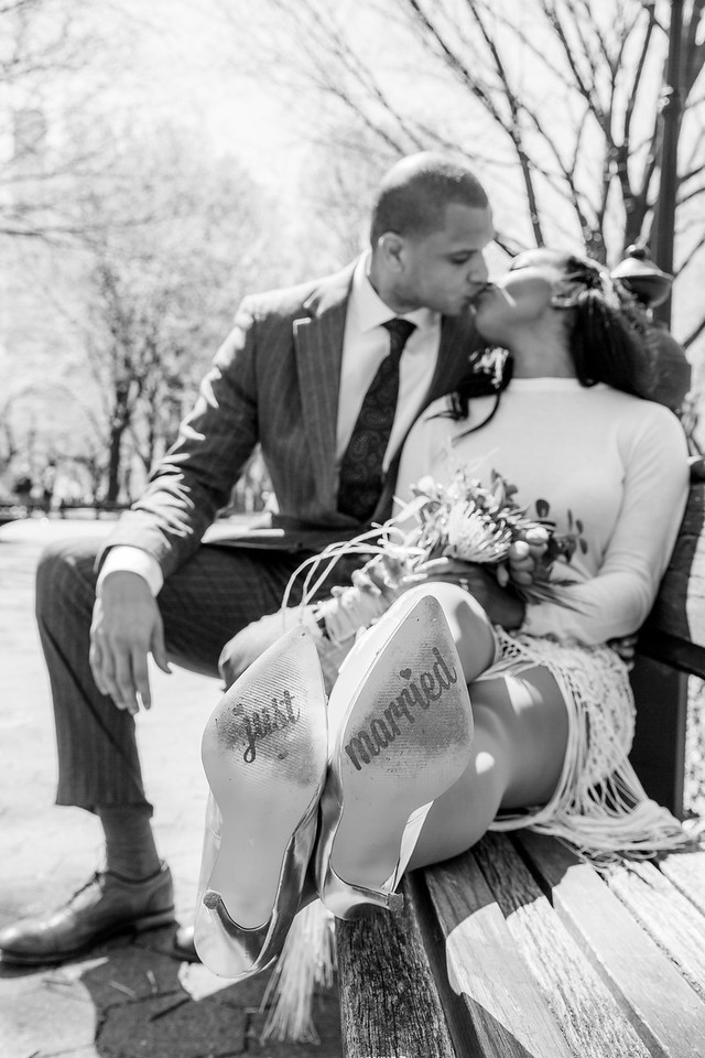 Candice & Connie - Central Park Wedding-160