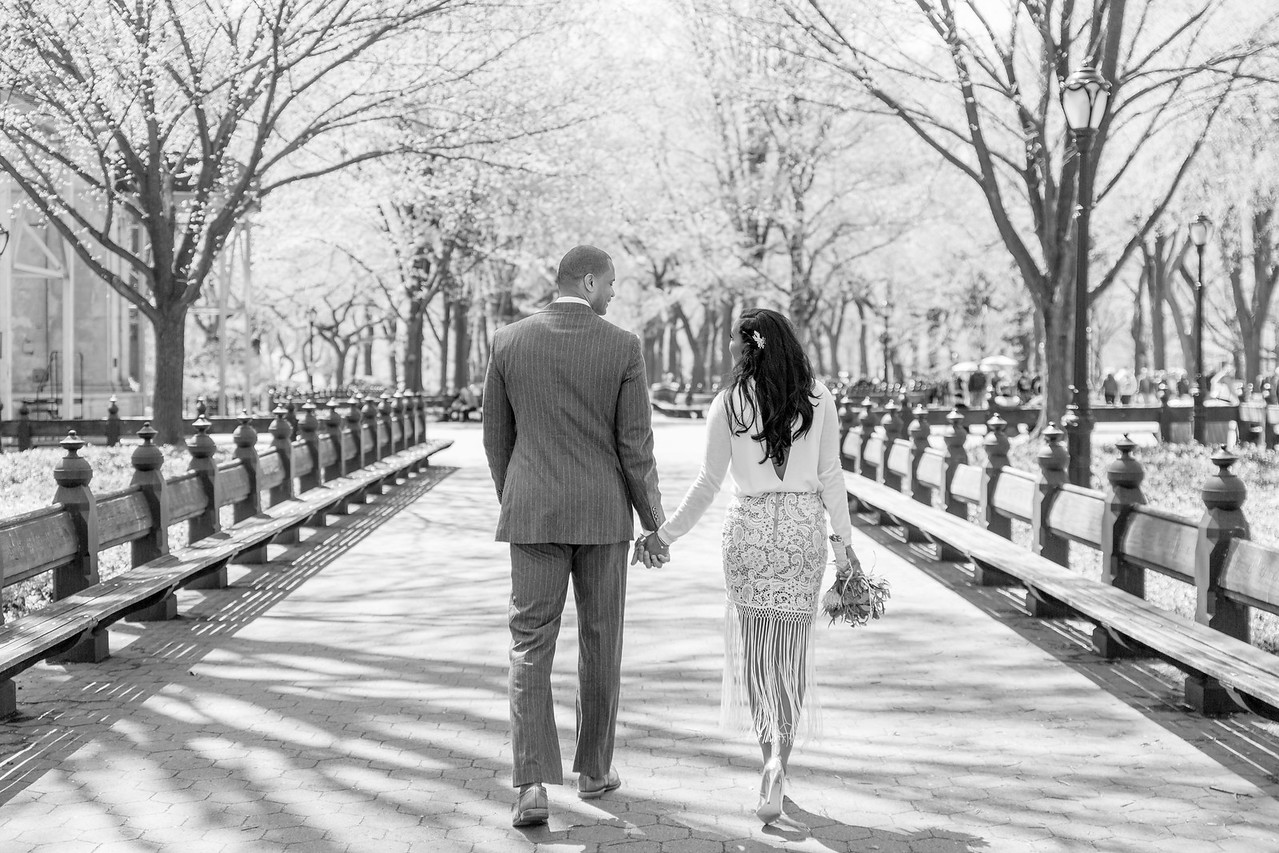 Candice & Connie - Central Park Wedding-151