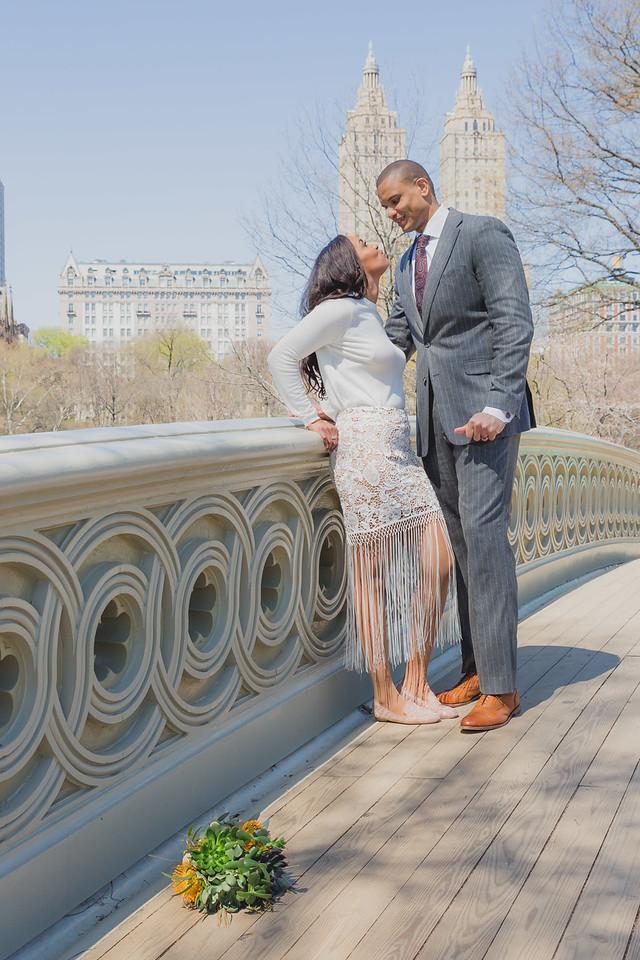 Candice & Connie - Central Park Wedding-114