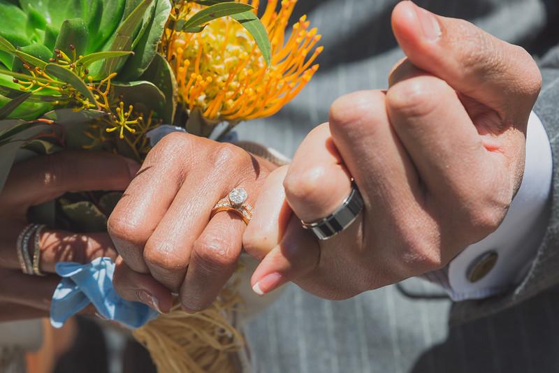 Candice & Connie - Central Park Wedding-27