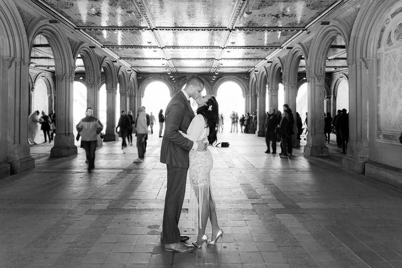 Candice & Connie - Central Park Wedding-142