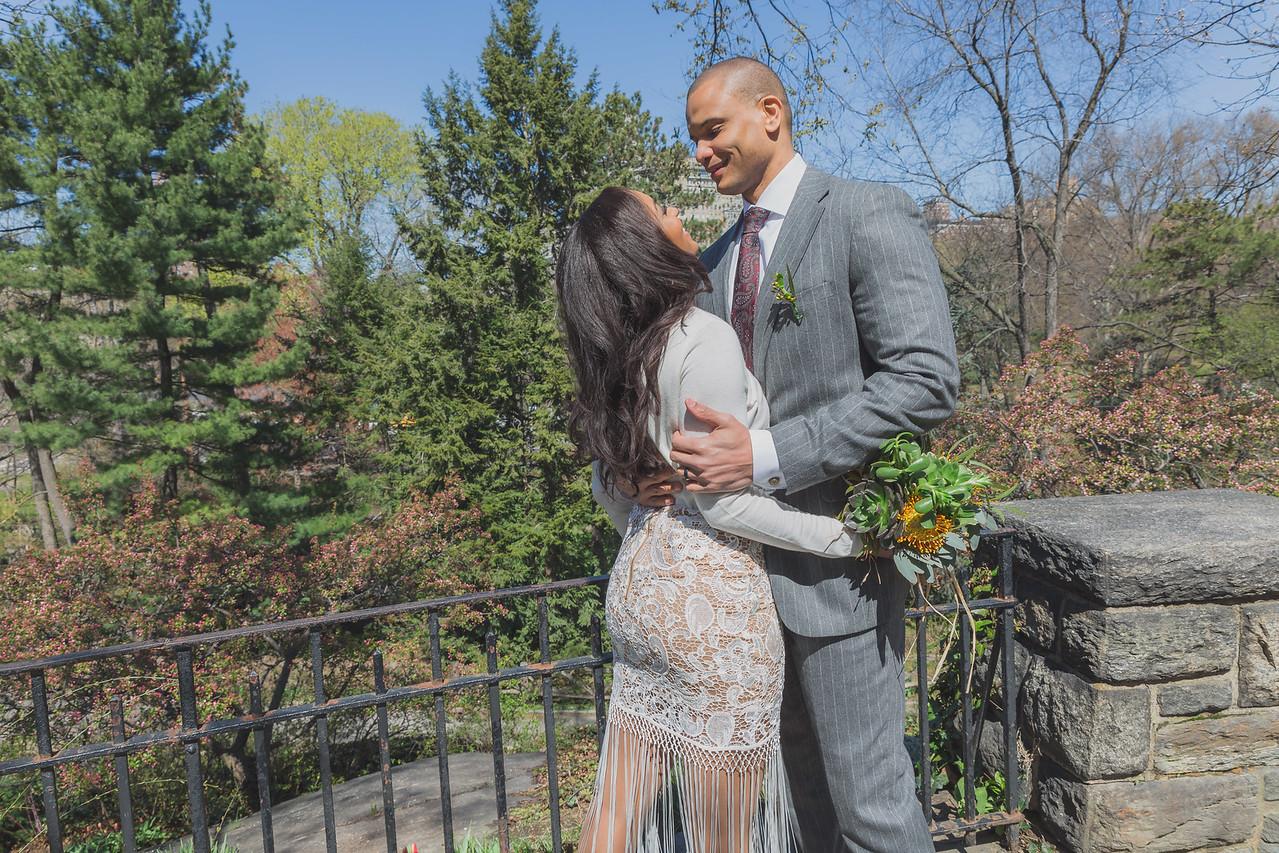Candice & Connie - Central Park Wedding-76