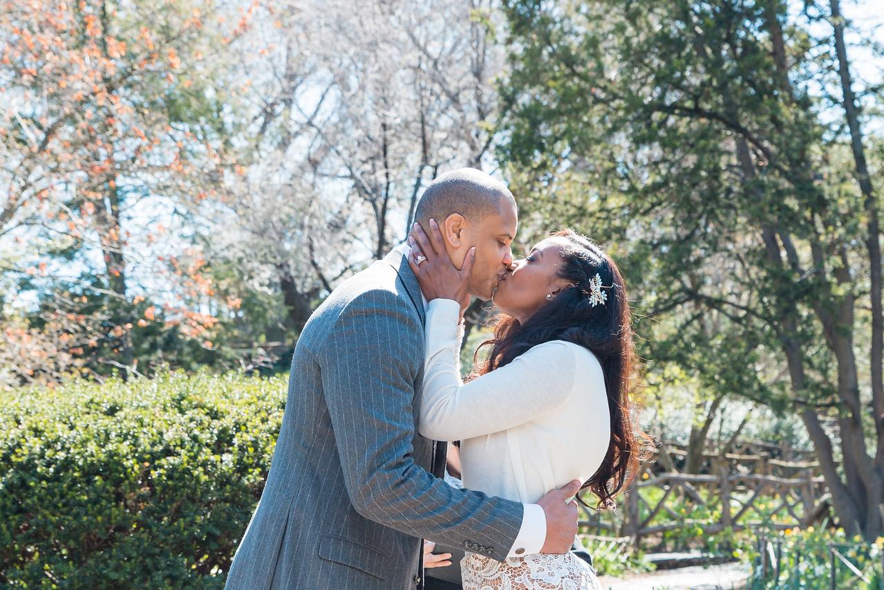 Candice & Connie - Central Park Wedding-25