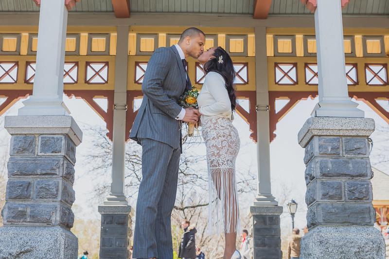Candice & Connie - Central Park Wedding-101