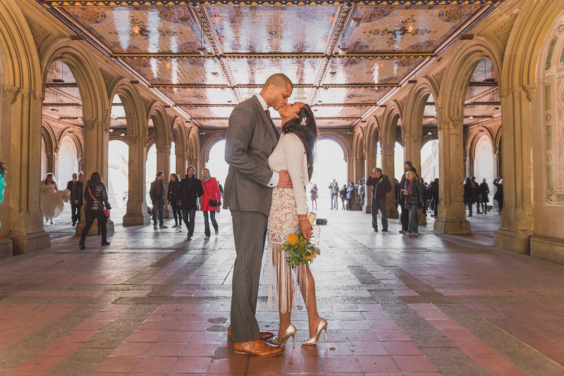 Candice & Connie - Central Park Wedding-143