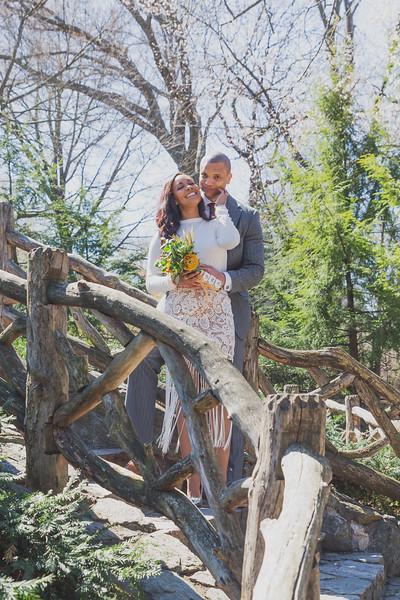 Candice & Connie - Central Park Wedding-58