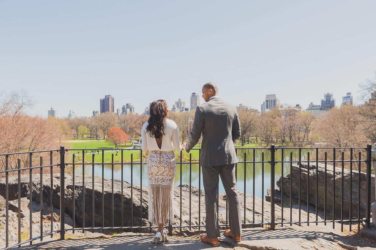 Candice & Connie - Central Park Wedding-89