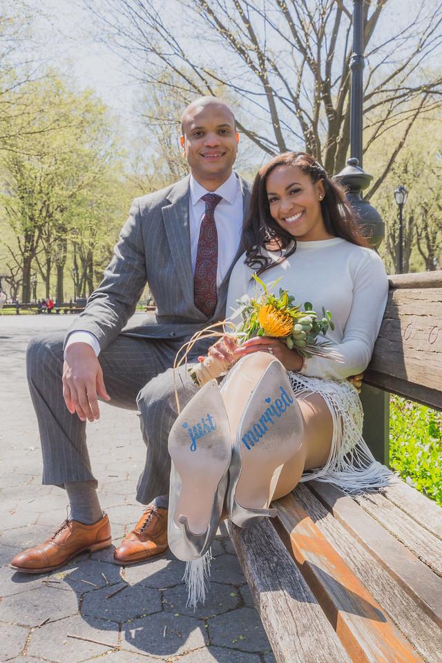 Candice & Connie - Central Park Wedding-163