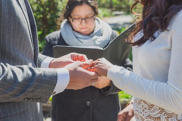 Candice & Connie - Central Park Wedding-14
