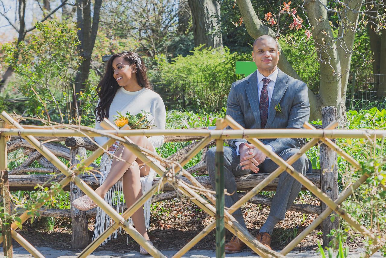 Candice & Connie - Central Park Wedding-66