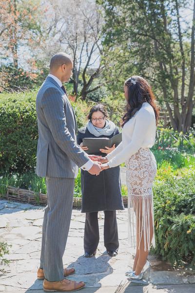 Candice & Connie - Central Park Wedding-19