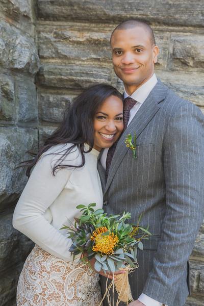 Candice & Connie - Central Park Wedding-87