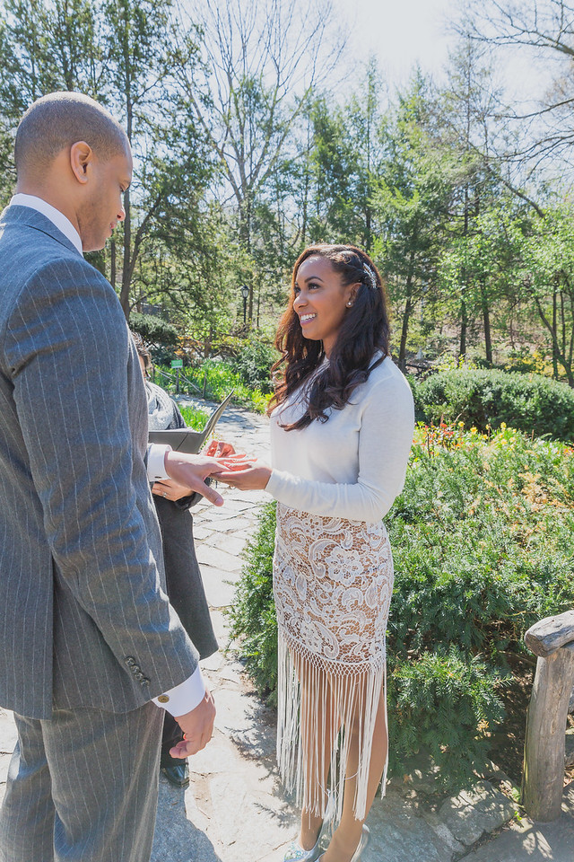 Candice & Connie - Central Park Wedding-16