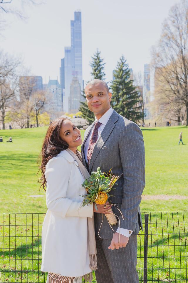 Candice & Connie - Central Park Wedding-168