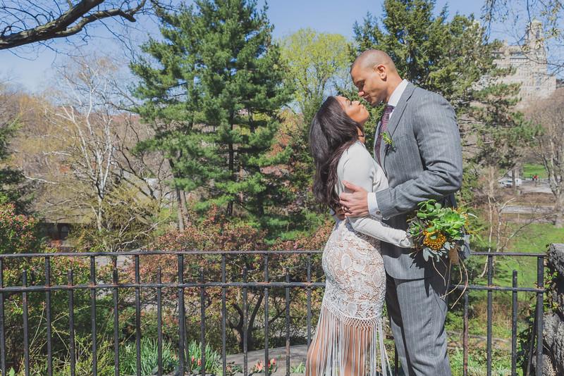 Candice & Connie - Central Park Wedding-77