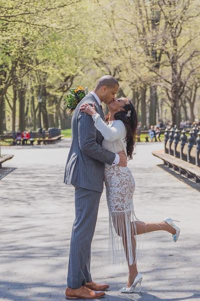 Candice & Connie - Central Park Wedding-157
