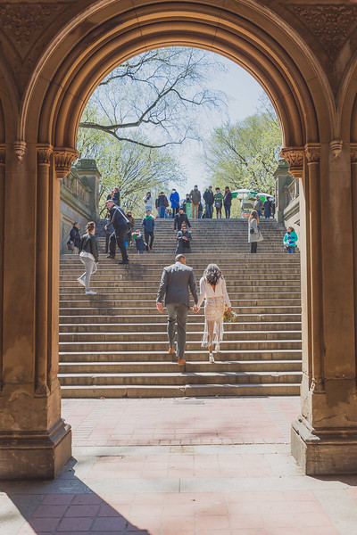 Candice & Connie - Central Park Wedding-149