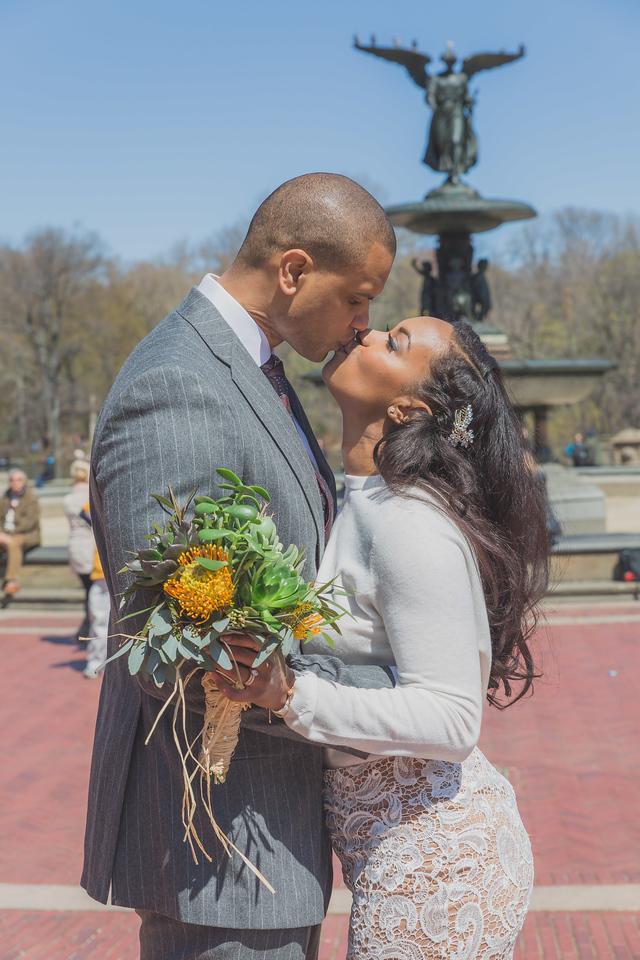 Candice & Connie - Central Park Wedding-137