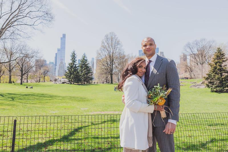 Candice & Connie - Central Park Wedding-170