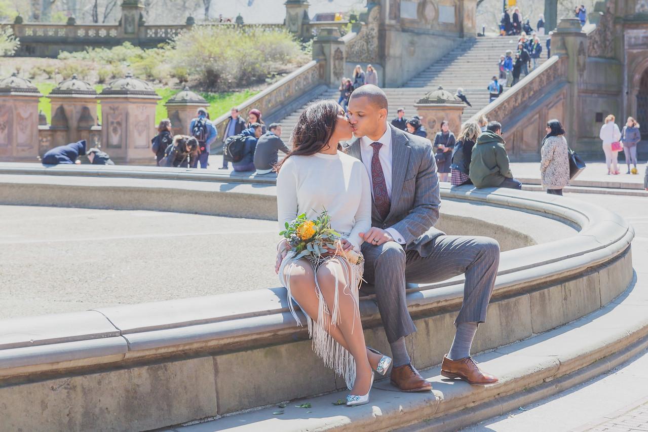 Candice & Connie - Central Park Wedding-129