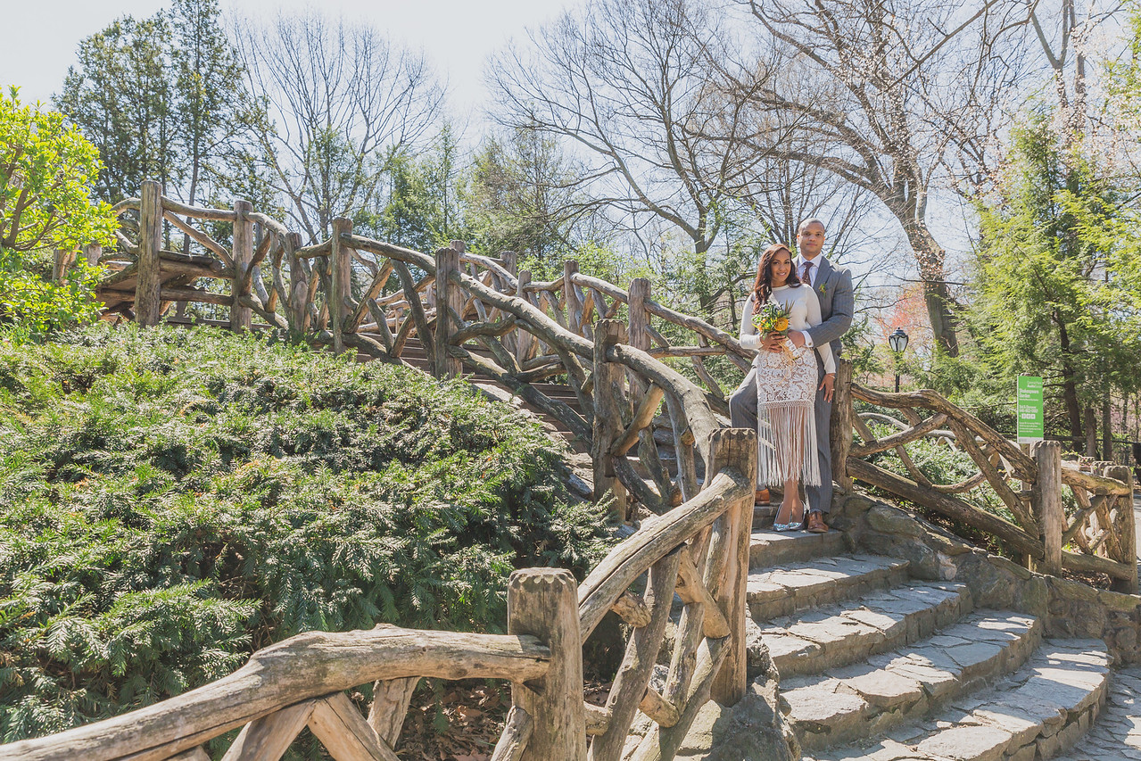 Candice & Connie - Central Park Wedding-50