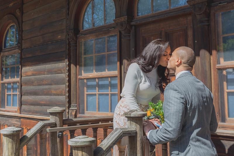 Candice & Connie - Central Park Wedding-42
