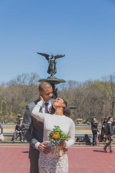 Candice & Connie - Central Park Wedding-131