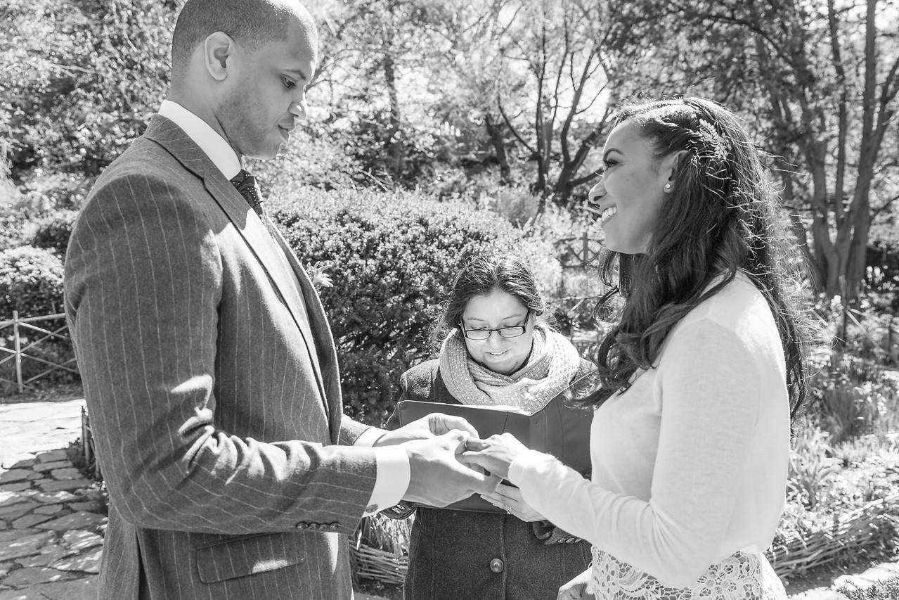 Candice & Connie - Central Park Wedding-13