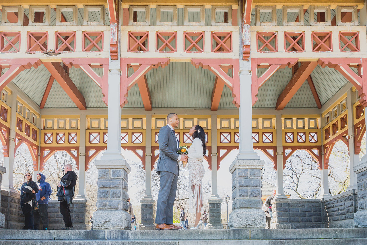 Candice & Connie - Central Park Wedding-100