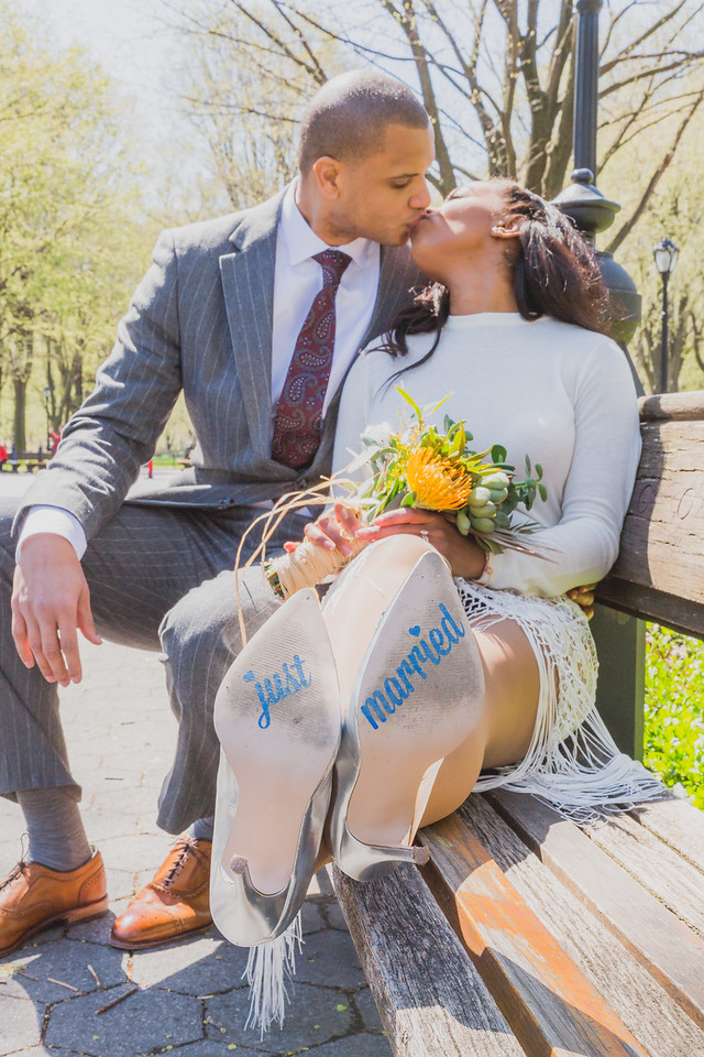 Candice & Connie - Central Park Wedding-161