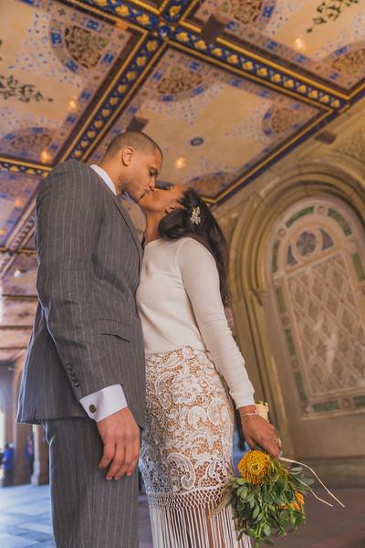 Candice & Connie - Central Park Wedding-144