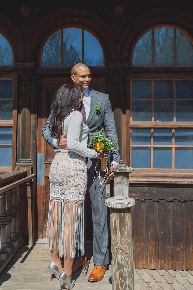Candice & Connie - Central Park Wedding-30