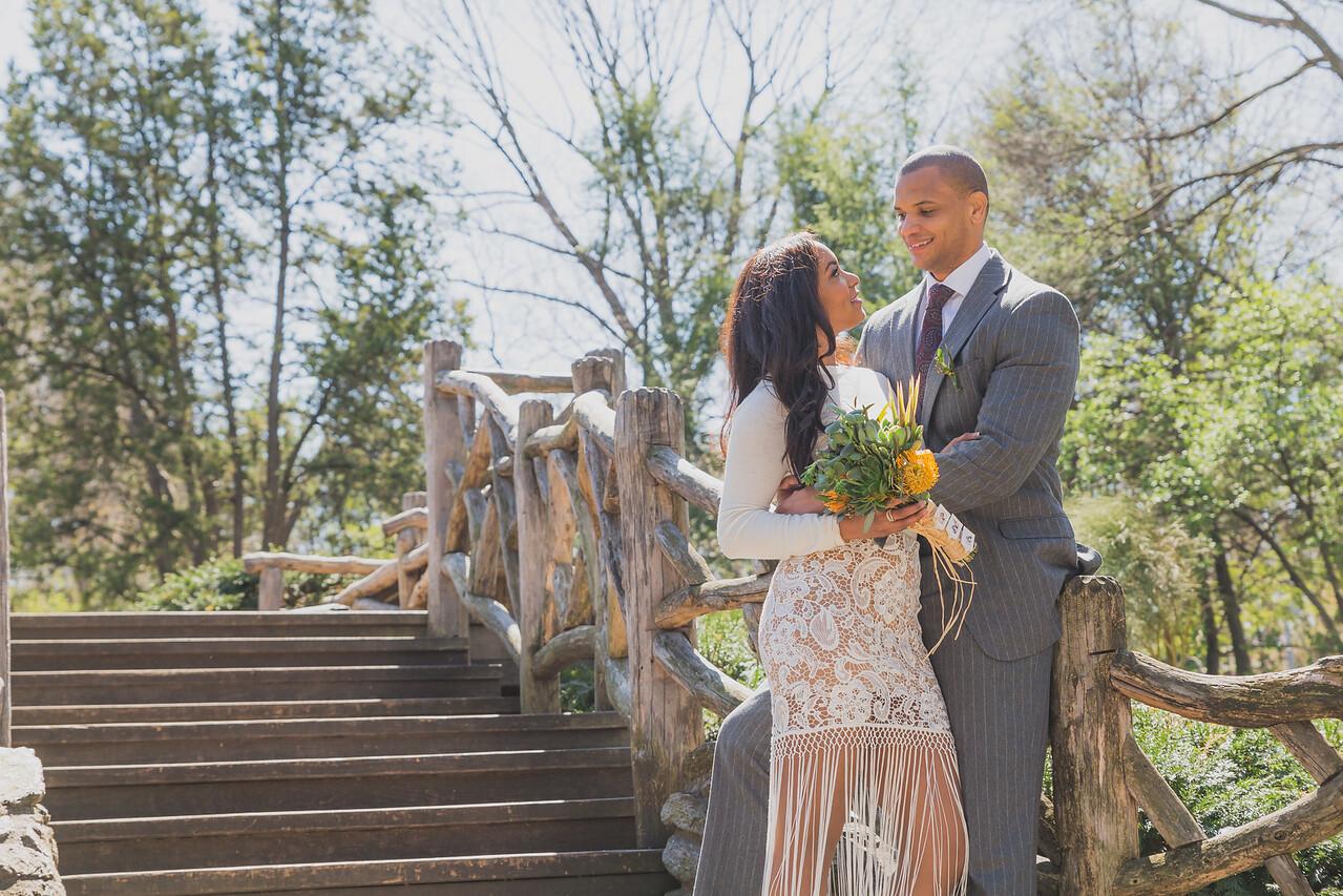Candice & Connie - Central Park Wedding-52