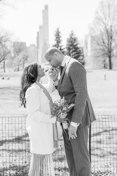 Candice & Connie - Central Park Wedding-167