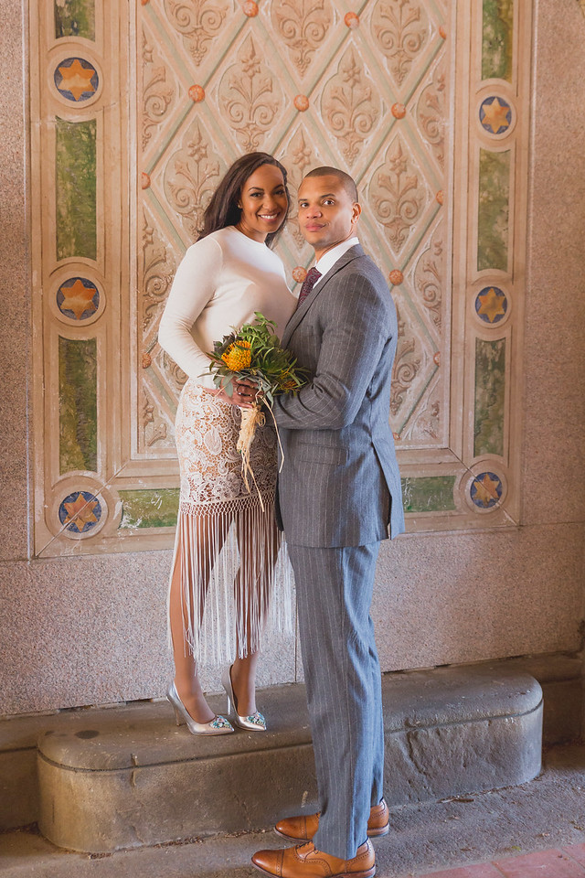 Candice & Connie - Central Park Wedding-140
