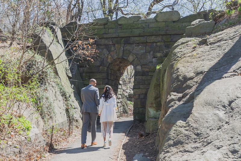 Candice & Connie - Central Park Wedding-104