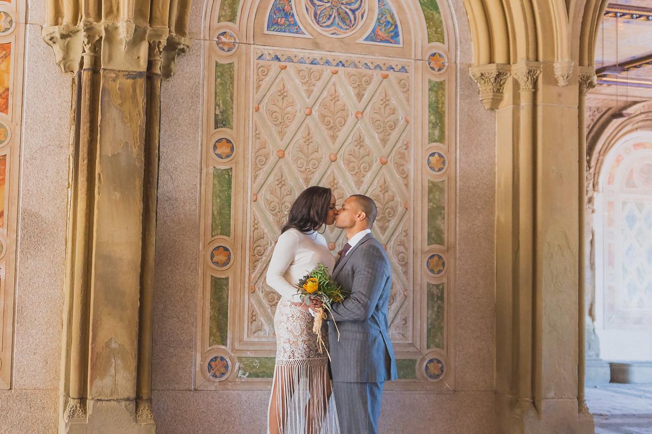 Candice & Connie - Central Park Wedding-139
