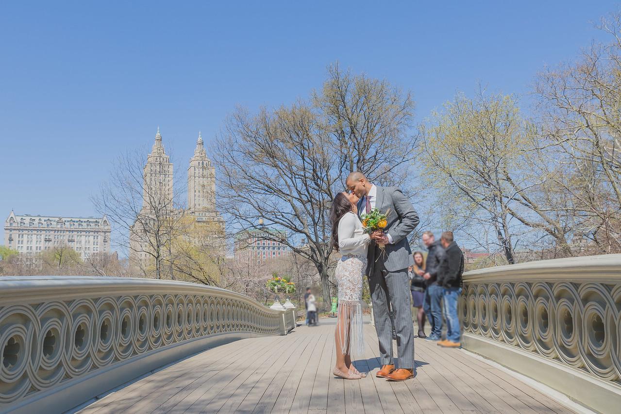 Candice & Connie - Central Park Wedding-113