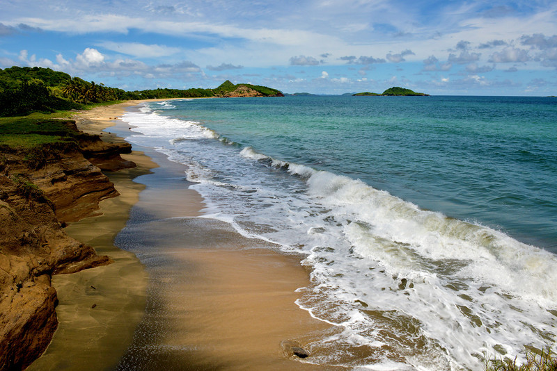 North Coast of Grenada