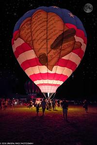 Airplanes Patriot Hot Air Balloon