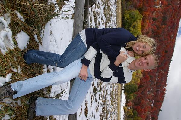 Michael & Megan 2007