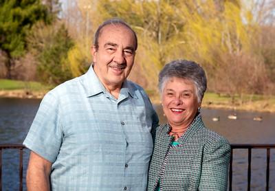Cathy and Joe Miceli Family